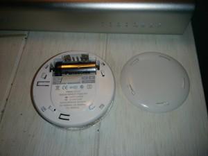 FGSS - Fibaro Smoke Sensor - détecteur de fumée Z-Wave (FGSS001)