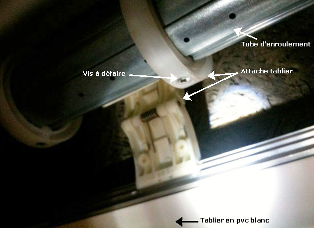 Remplacement Du Condensateur Permanent Du Volet Roulant