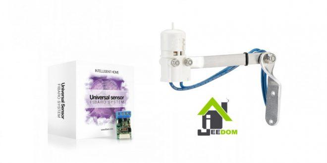 Domotiser un détecteur de pluie Hunter Mini-Clik