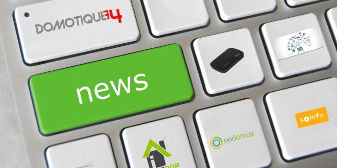 #Actualités : Les DomoNews de la semaine du 03/07 au 09/07