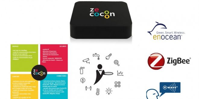 Test de la Box ZeCocoon
